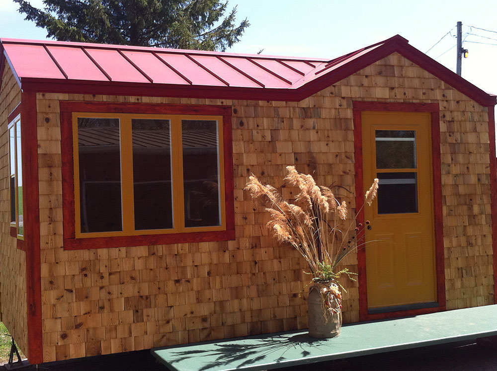 maison bois sur roue obtenez des id es de design int ressantes en utilisant du. Black Bedroom Furniture Sets. Home Design Ideas