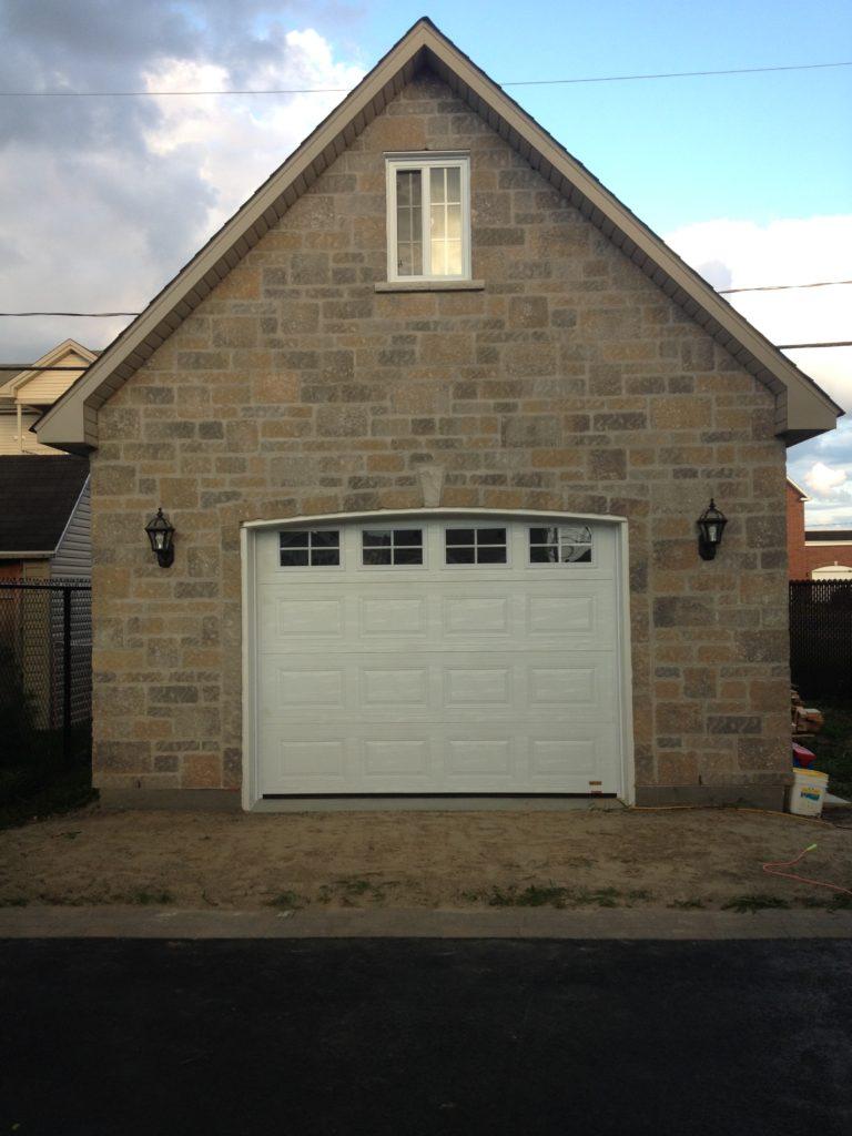 Garage Préfabriqué Bergeron