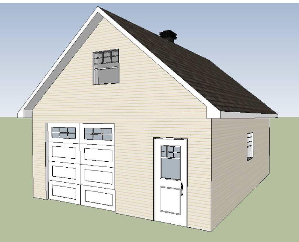 garage en kit qu bec. Black Bedroom Furniture Sets. Home Design Ideas