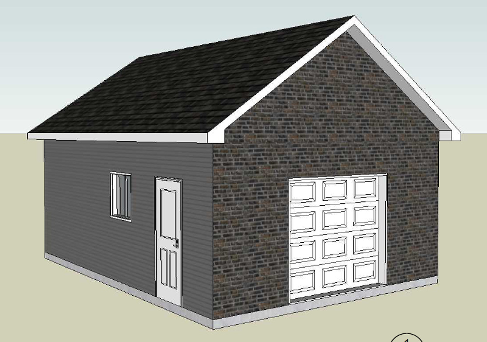 garage 68 garage pr fabriqu dufort b timent pr fab. Black Bedroom Furniture Sets. Home Design Ideas
