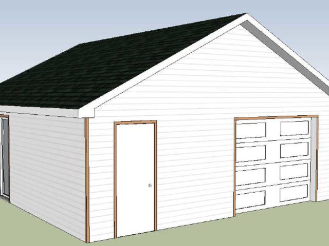 Garage 64 garage pr fabriqu faubert b timent pr fab for Isolation gratuite garage