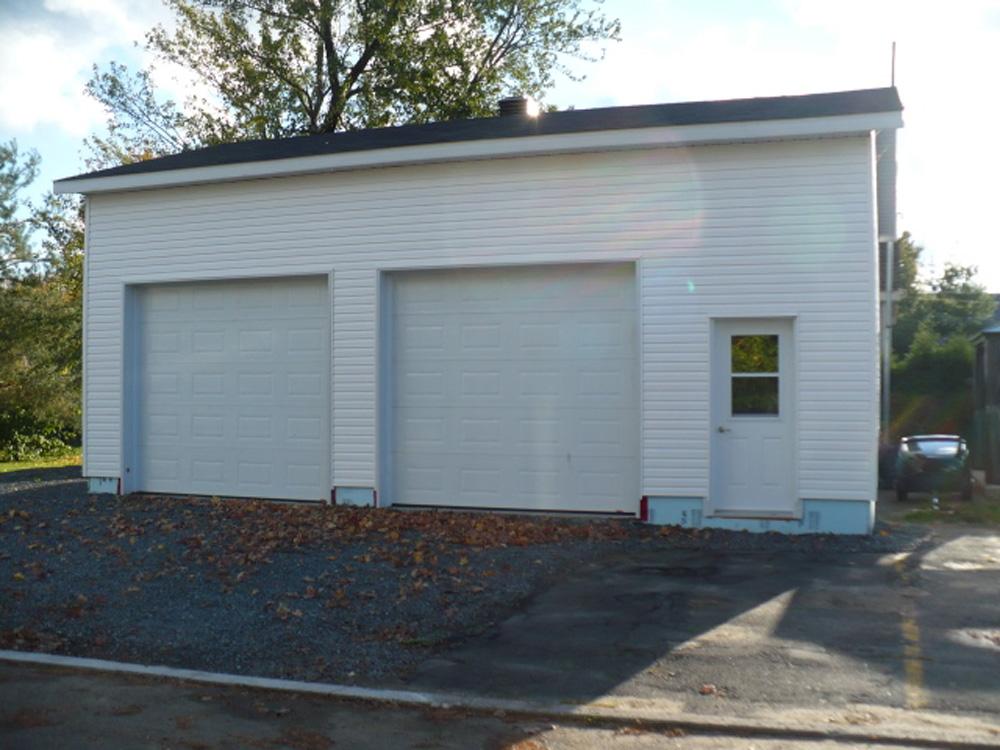 Garage 24 garage pr fabriqu h roux b timent pr fab - Garage prefabrique alsace ...