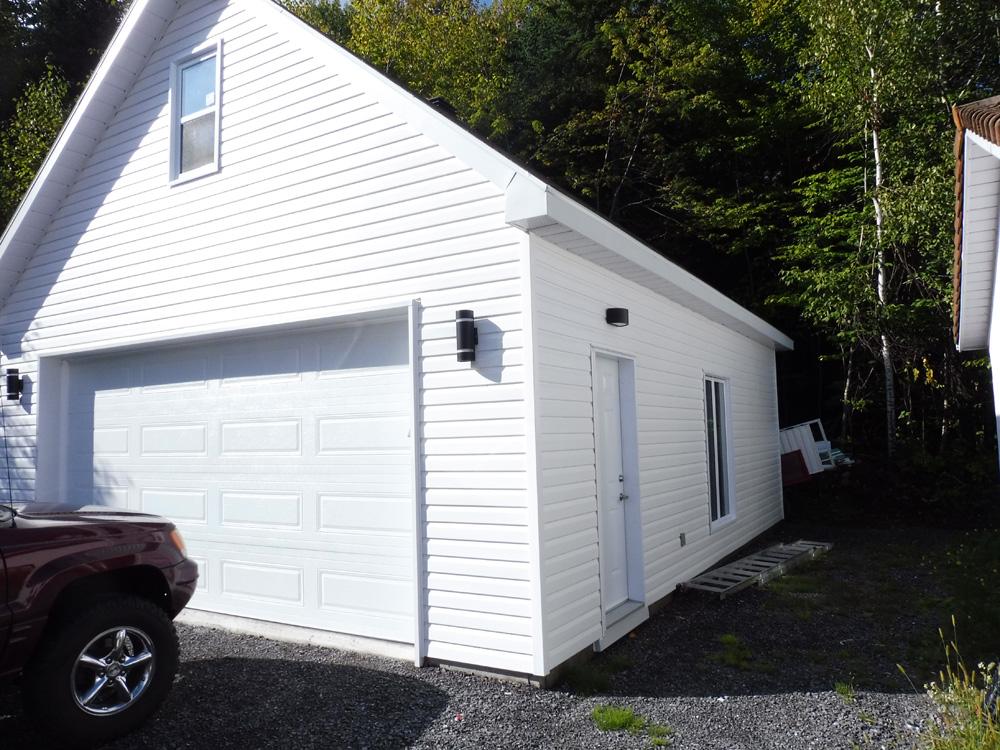 Garage 52 garage pr fabriqu jobin b timent pr fab for Modular garage california