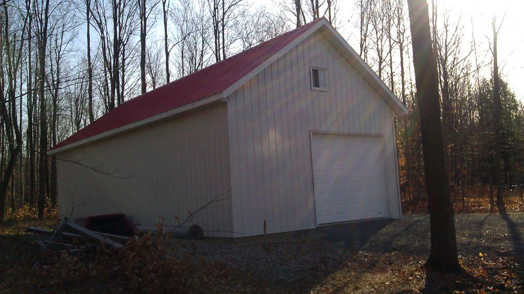 Garage 7 garage pr fabriqu monds b timent pr fab for Isolation gratuite garage